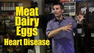 Meat, Eggs, Dairy, And Heart Disease