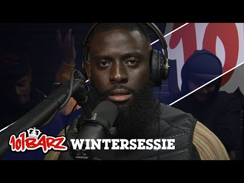 Philly Moré - Wintersessie 2018 - 101Barz