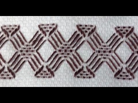 Video 27 Bordado Vagonite Youtube