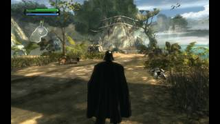 Star Wars The Force Unleashed Ultimate Sith Edition PC Gameplay 1
