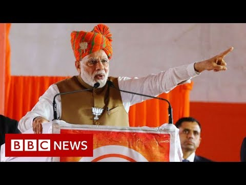 India election 2019: The faces of Hindu nationalism - BBC News