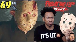 1v1 vs. JASON! Friday the 13th Gameplay #69