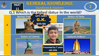 General Knowledge for kids   Gk for children   GK Questions and answers   Part 11