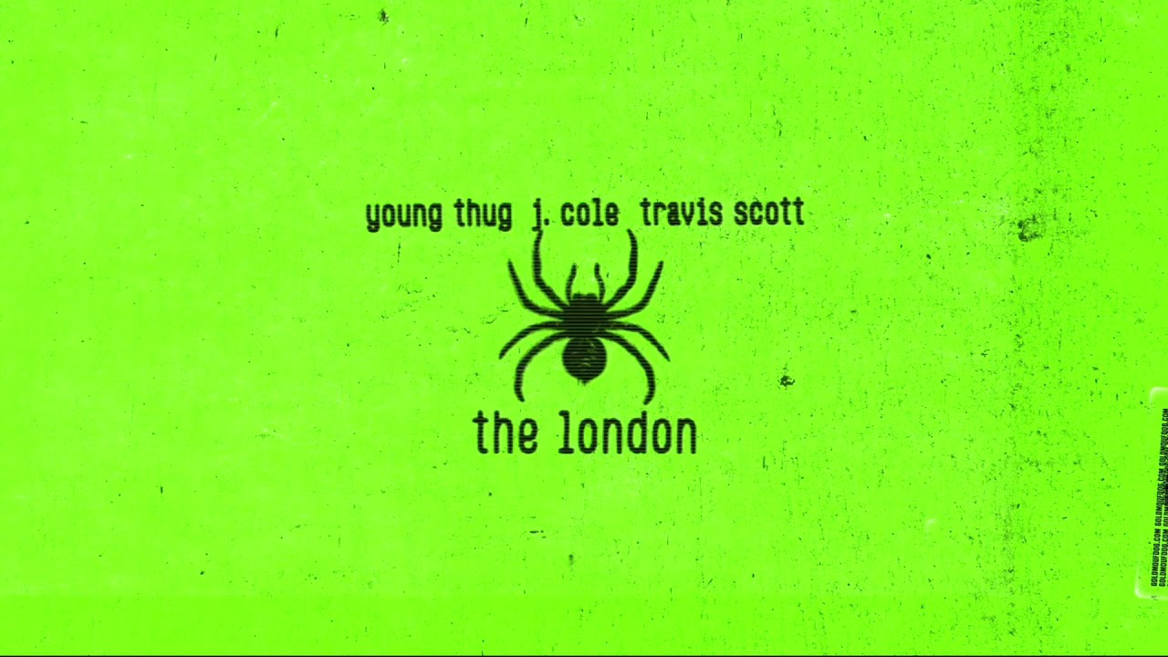 Young Thug - The London ft. J. Cole & Travis Scott (INSTRUMENTAL) image