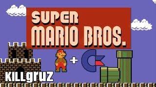 Super Mario Bros 64 for Commodore 64 - Killgruz