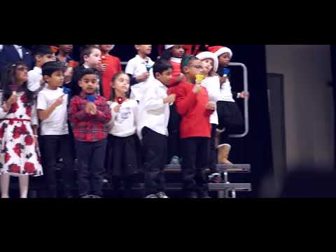 Eagle Ridge School Christmas concert 2017/ G 1