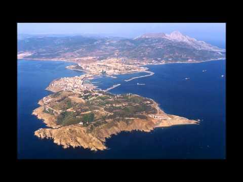 Ceuta (Sebta) et Melilla (Melilia) revendiquées par le Maroc