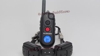 E-collar Technologies Pro Educator Pe-900 Plus