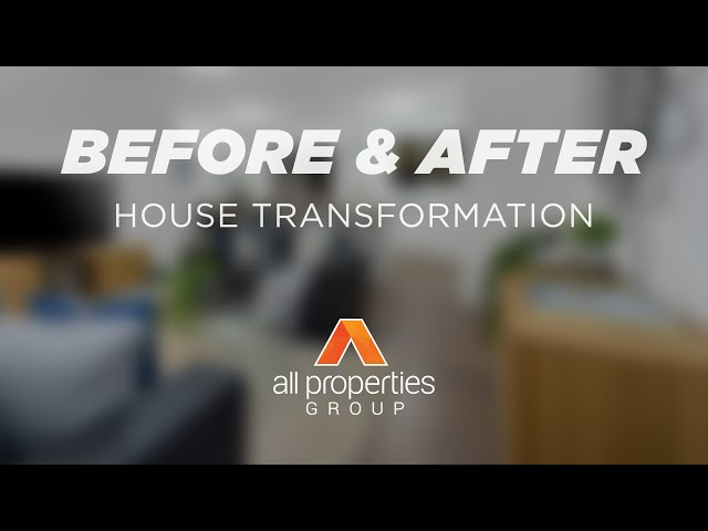 You won't believe the final result! Before & After | House Transformation