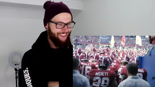 Rugby Player Reacts to ALABAMA FOOTBALL Stadium Entrance Behind The Scenes!