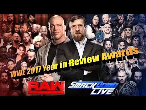 WWE 2017 Year in Review Awards