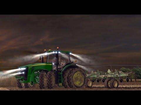 FS17  |  Platte Valley Nebraska |  Tillage & Wheat