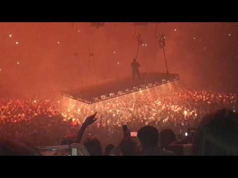 Kanye West Concert Nashville 9.24.16