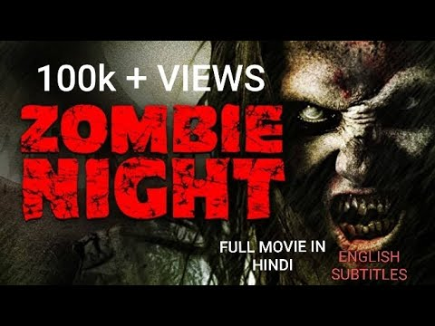 Zombie Night - 2013 - Hindi Dubbed (English Subtitles)