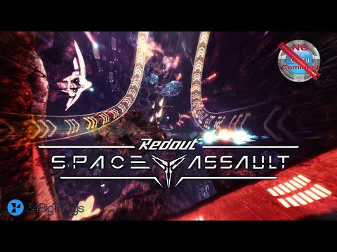 Redout Space Assault Gameplay 60fps no commentary |