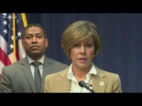 San Antonio City Manager Sheryl Sculley announces retirement