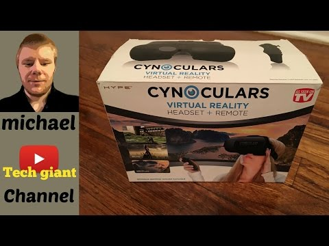 Review Cynoculars Virtual Reality VR
