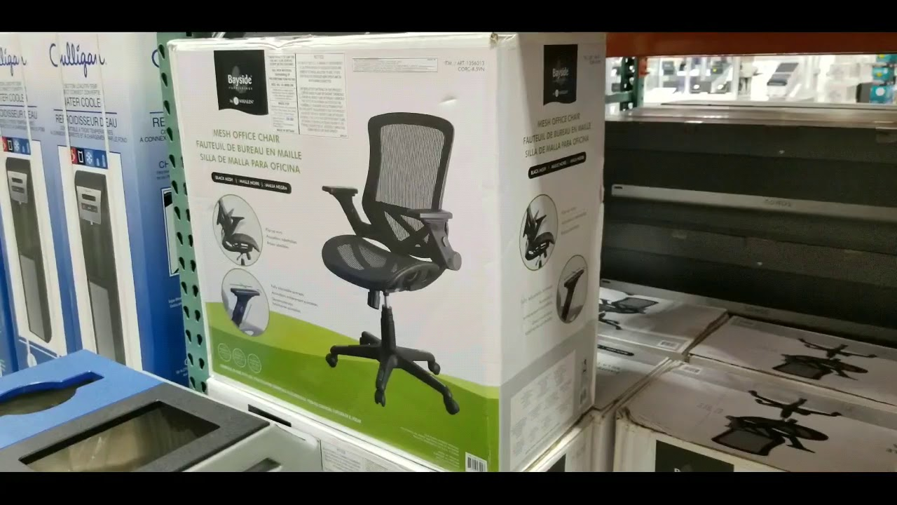 Costco Bayside Furnishings -Metrex Mesh Office Chair $45