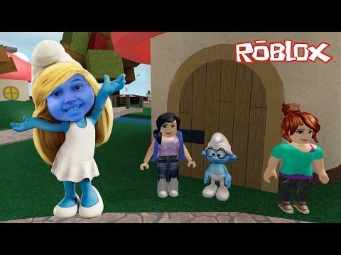 Roblox - CORRIDA DOS SMURFS (Speed Race)   Luluca Games