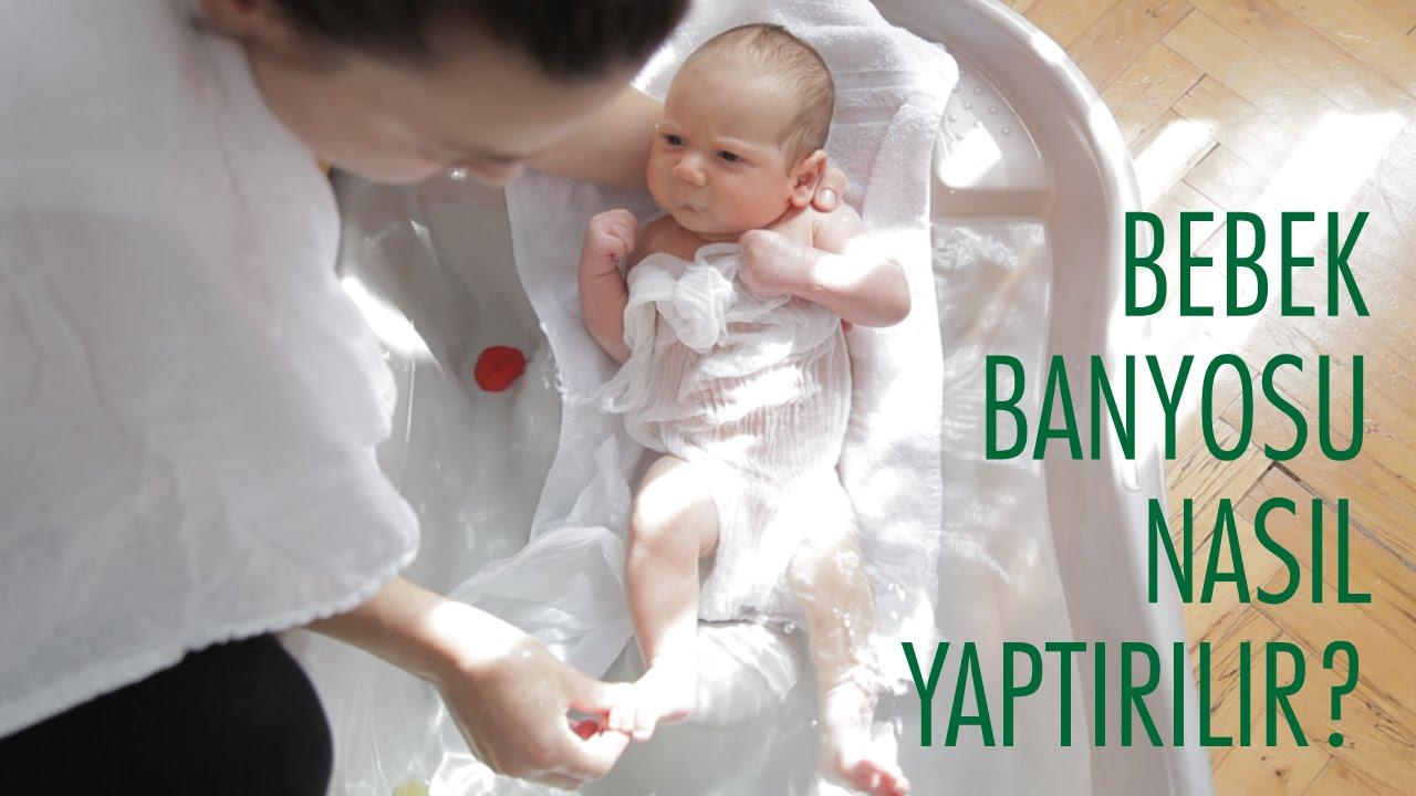 Bebeğinizin Banyosu