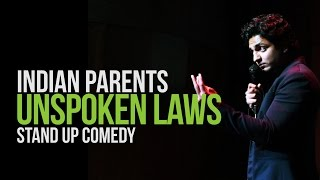 vuclip Indian Parents, OCD and Electricity at Home - Stand Up Comedy by Kenny Sebastian