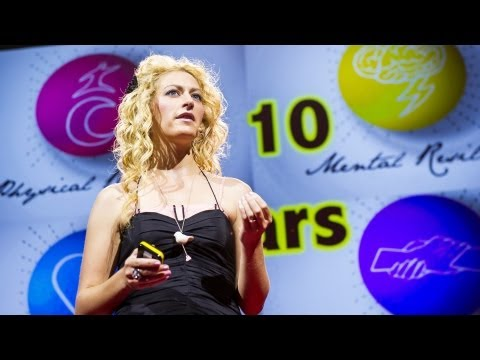 The game that can give you 10 extra years of life | Jane McGonigal