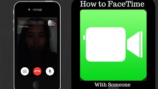 How to FaceTime with Someone