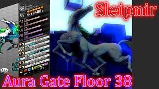 Shin Megami Tensei Liberation Dx2 Aura Gate Floor 38 Boss Sleipnir