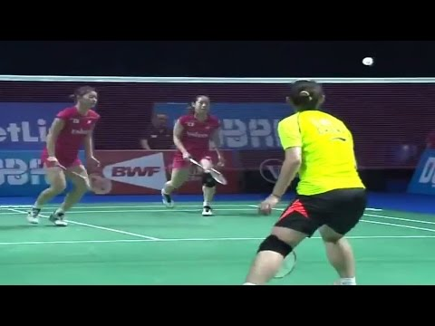 M.Matsutomo/A.Takahashi v L.Ying/L.Yu |WD| Day 4 Match 3 - BWF Destination Dubai 2014