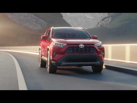 First Look At Features Of The All-new RAV4 2019