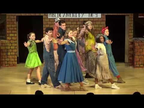 Friends School of Baltimore  URINETOWN the Musical Opens...