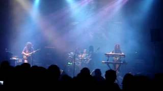 Ozric Tentacles - Jurassic Shift, Mexico City  Oct 2009