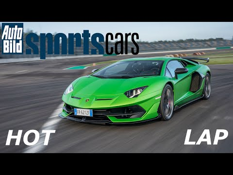 HOT LAP: Lamborghini Aventador SVJ