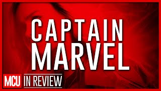 Captain Marvel - Every Marvel Movie Reviewed & Ranked