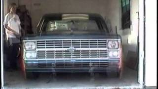 Chevrolet Pick Up * Air Ride * 1978 Chevy Truck * Radical Custom Suspension
