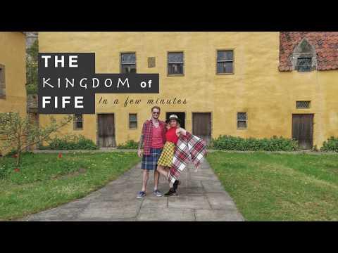 A few minutes in - The KINGDOM OF FIFE, Scotland [UK]