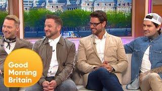 Gambar cover Boyzone Celebrating 25 Years With New Album | Good Morning Britain