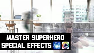 Top Super Power Effects – Superhero Photo Editor Similar Apps