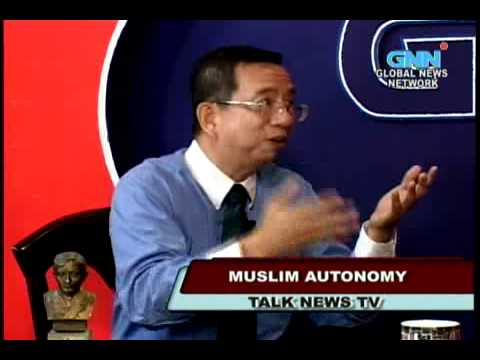 GNN HTL Talk News TV (Muslim Autonomy Nov 17, 2012 Pt. 2)