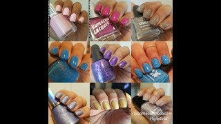 Monthly Manis Feb, March, April and May 2018