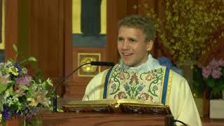 Deacon Dominik Wegiel's Homily for the 4th Sunday of Easter