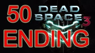 Dead Space 3 - ENDING HD + Final Boss + After credits ENDING Dead space 3 ending walkthrough part 50