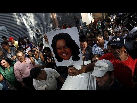 Honduras: clashes break out after death of activist Berta Cá