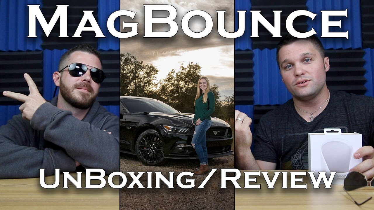 Download MagBounce By MagMod Unboxing and Hands On Review
