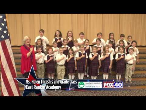East Rankin Academy - Ms. Helen Thrash's 2nd Grade Class