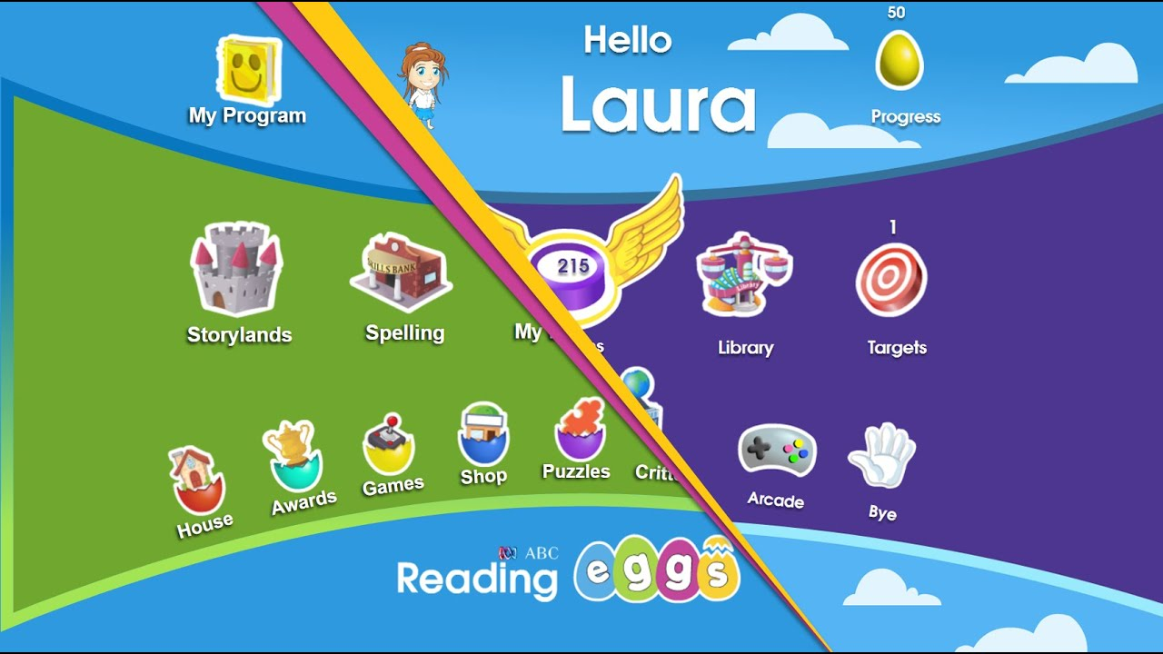 Overview Of Reading Eggs Eggspress Youtube How many levels on reading eggspress