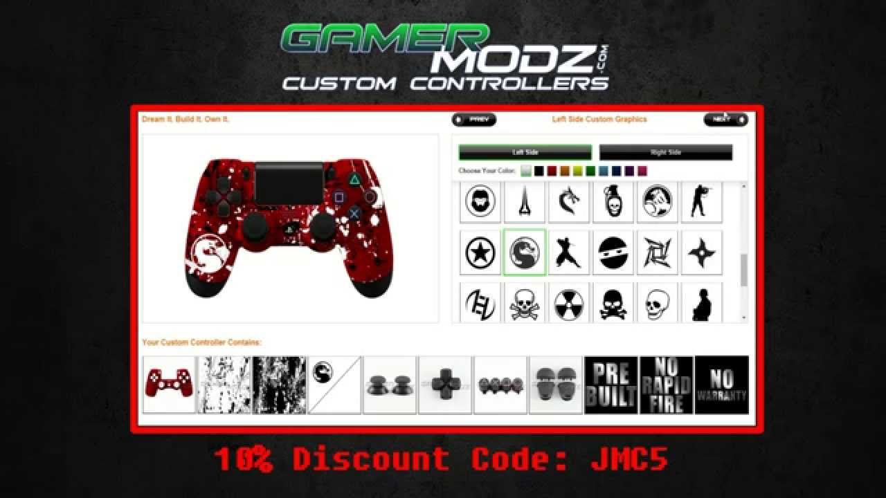 Gamermodz discount coupon