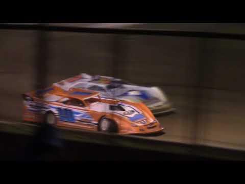 Eriez Speedway ULMS Super Late Model Heat Races 9-23-17