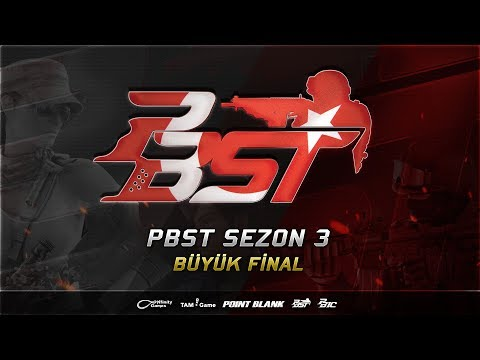 PBST 2017 3. Sezon - Büyük Final - Point Blank