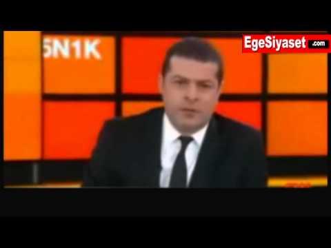 Cüneyt Özdemir, Başbakan'ın Konuşmasını Kesti